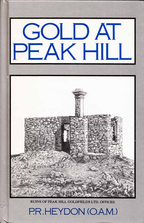 Image for Gold at Peak Hill