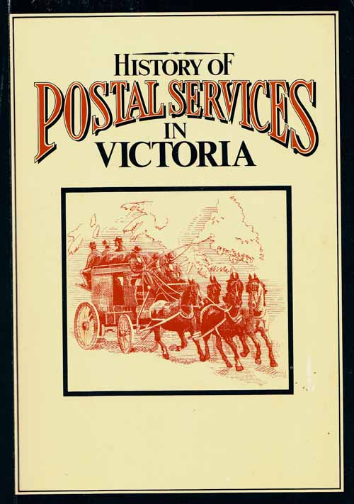 Image for History of Postal Services in Victoria