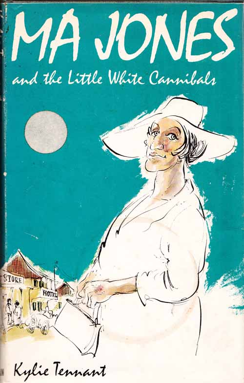 Image for Ma Jones and the Little White Cannibals