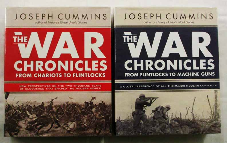 Image for THE WAR CHRONICLES  2 volume set