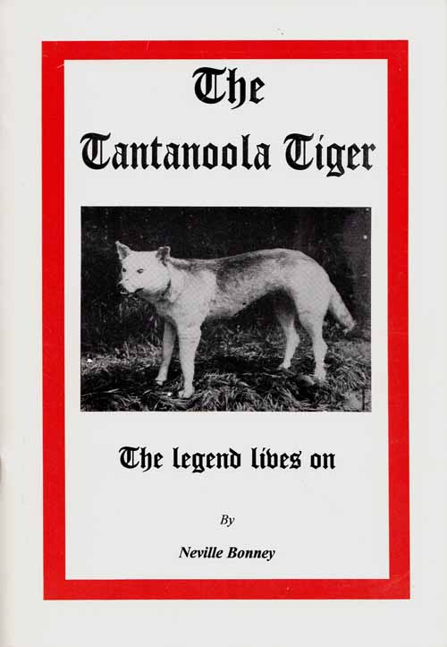 Image for The Tantanoola Tiger.  The Legend Lives On