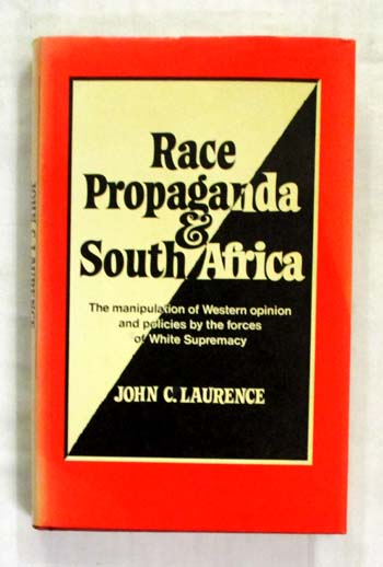Image for Race Propaganda and South Africa