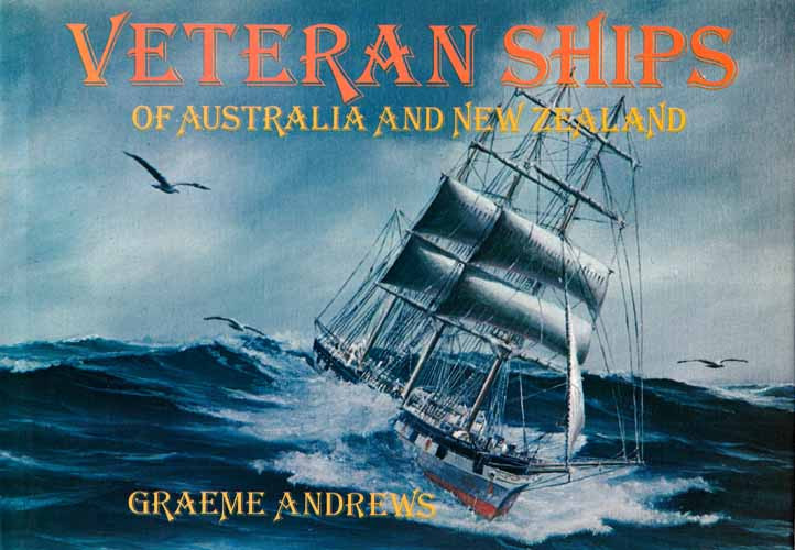 Image for Veteran Ships of Australia and New Zealand
