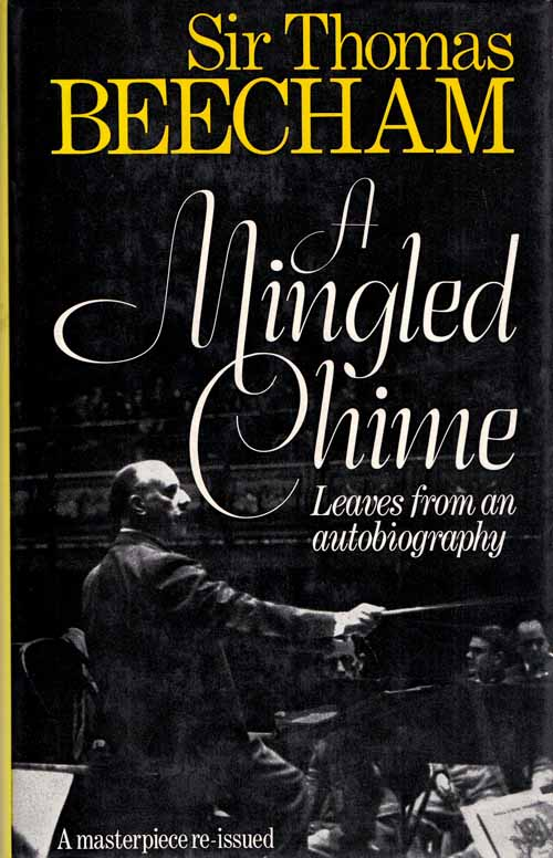 Image for A Mingled Chime: Leaves from an Autobiography