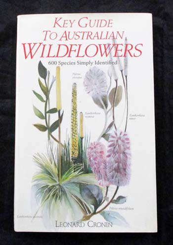 Image for Key Guide to Australian Wildflowers