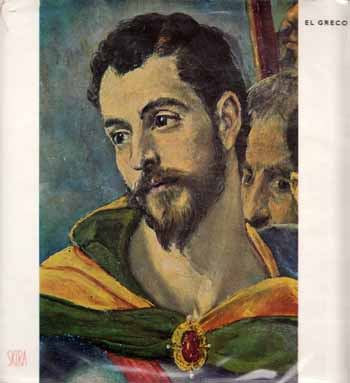 Image for El Greco A Biographical and Critical Study