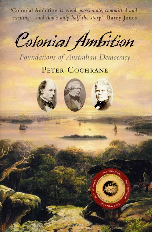 Image for Colonial Ambition: Foundations of Australian Democracy