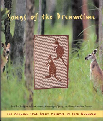 Image for Songs of the Dreamtime