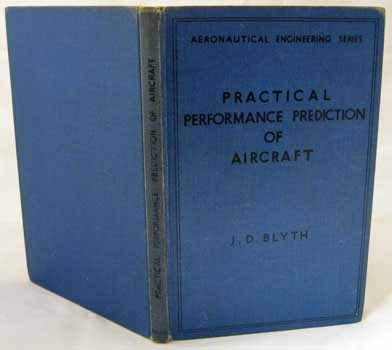 Image for Practical Performance Prediction of Aircraft [Aeronautical Engineering Series]