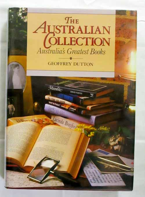 Image for The Australian Collection. Australia's Greatest Books