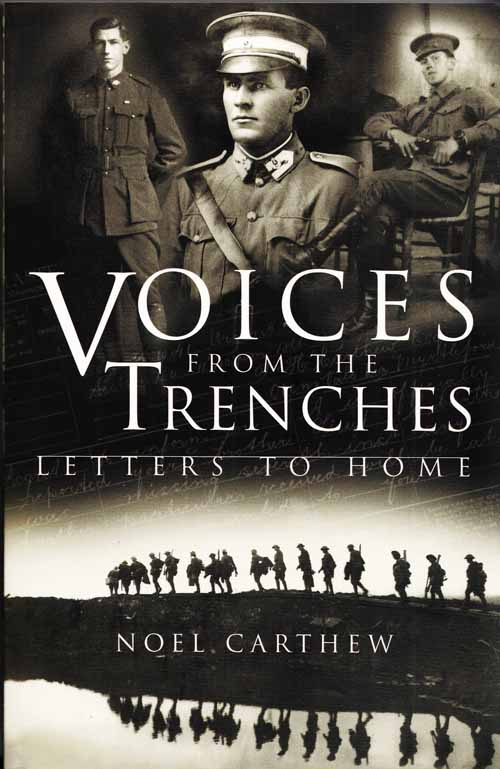 Image for Voices From the Trenches Letters To Home