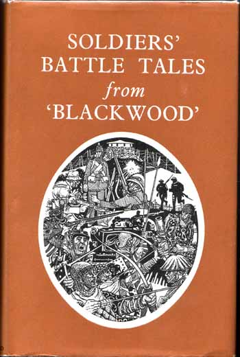 Image for Soldiers' Battle Tales from 'Blackwood'