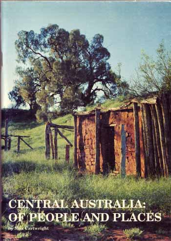 Image for Central Australia: Of People and Places
