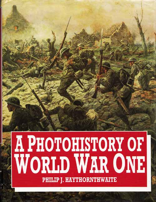 Image for A Photohistory of World War One