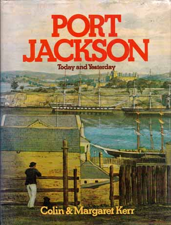 Image for Port Jackson: Today and Yesterday