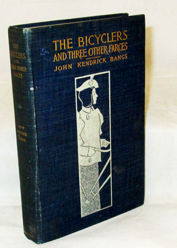 Image for The Bicyclers and Three Other Farces