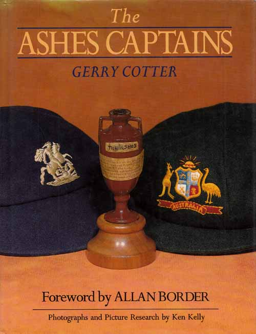 Image for The Ashes Captains