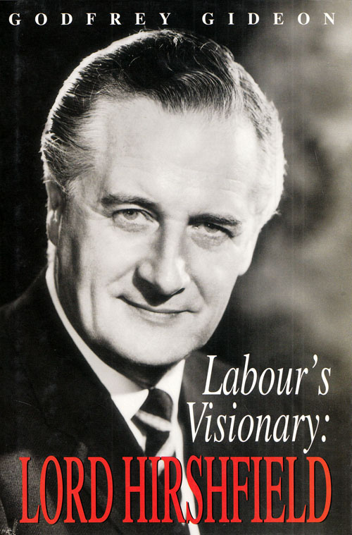 Image for Labour's Visionary: Lord Hirshfield