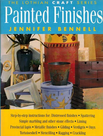Image for Painted Finishes (Lothian Craft Series)