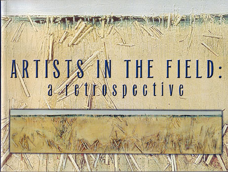 Image for Artists In The Field: A Retrospective