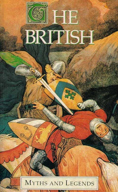 Image for The British [Myths and Legends]