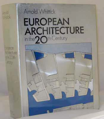 Image for European Architecture in the 20th Century