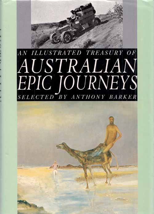 Image for An Illustrated Treasury of Australian Epic Journeys