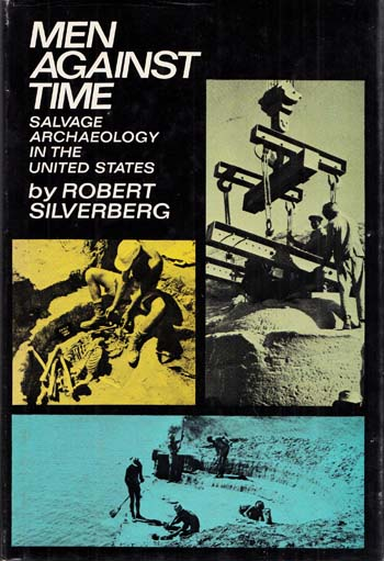 Image for Men Against Time Salvage Archaeology in the United States