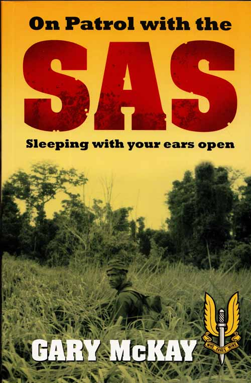 Image for On Patrol with the SAS: Sleeping with your ears open
