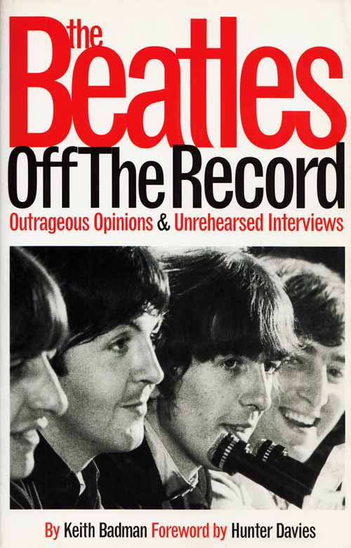 Image for The Beatles Off the Record