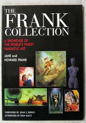 Image for The Frank Collection. A Showcase of the World's Finest Fantastic Art
