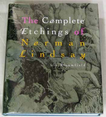 Image for The Complete Etchings of Norman Lindsay