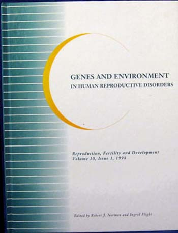 Image for Genes and Environment in Human Reproductive Disorders. Reproduction, Fertility and Development Volume 10 issue 1, 1998