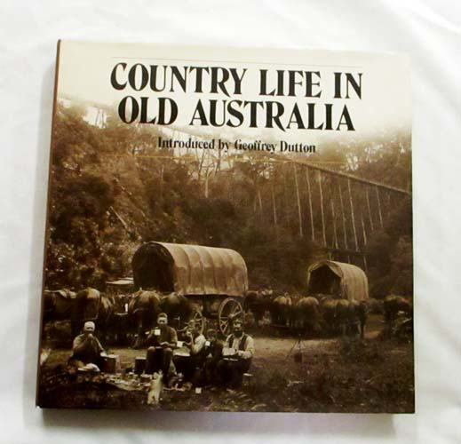 Image for Country Life in Old Australia