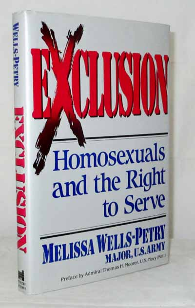 Image for Exclusion: Homosexuals and the Right to Serve