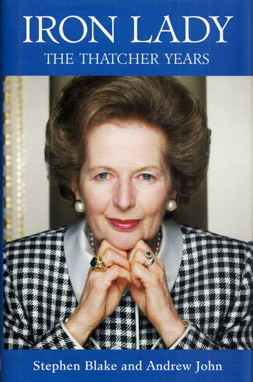 Image for Iron Lady The Thatcher Years