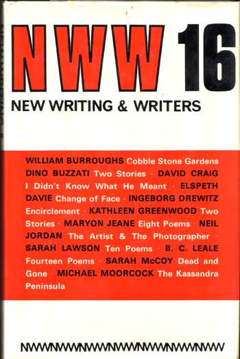 Image for New Writing and Writers 16