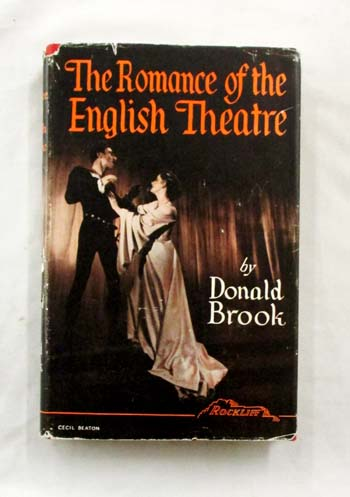 Image for The Romance of the English Theatre