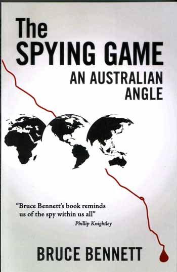 Image for The Spying Game : An Australian Angle