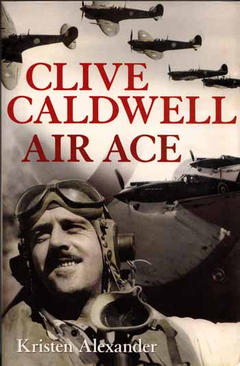 Image for Clive Caldwell Air Ace