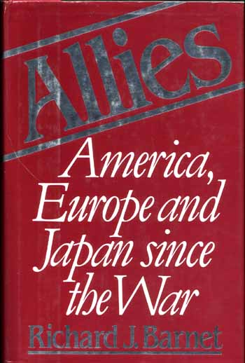 Image for Allies America, Europe and Japan since the War