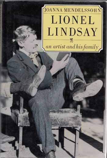 Image for Lionel Lindsay: An Artist and His Family