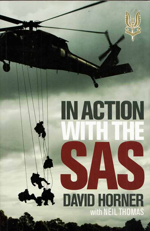 Image for In Action with the SAS