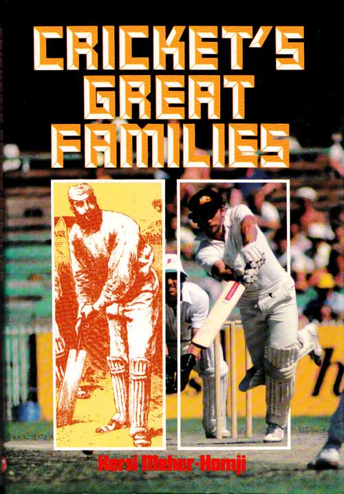 Image for Cricket's Great Families