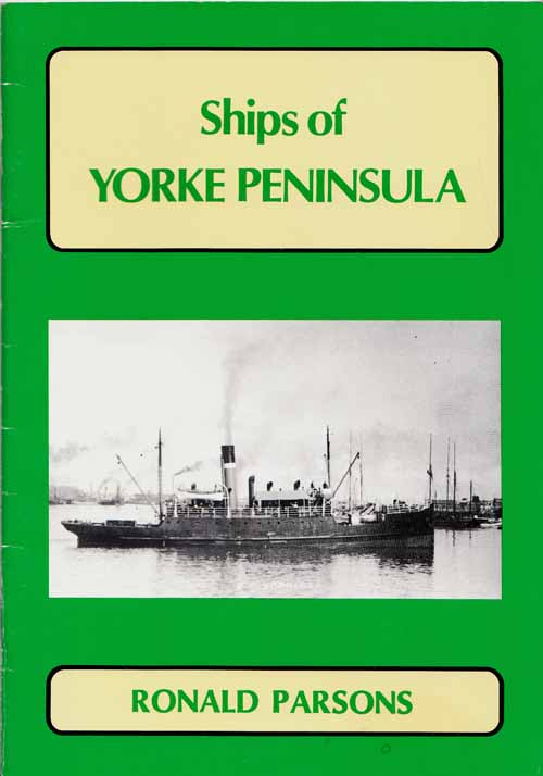 Image for Ships of Yorke Peninsula