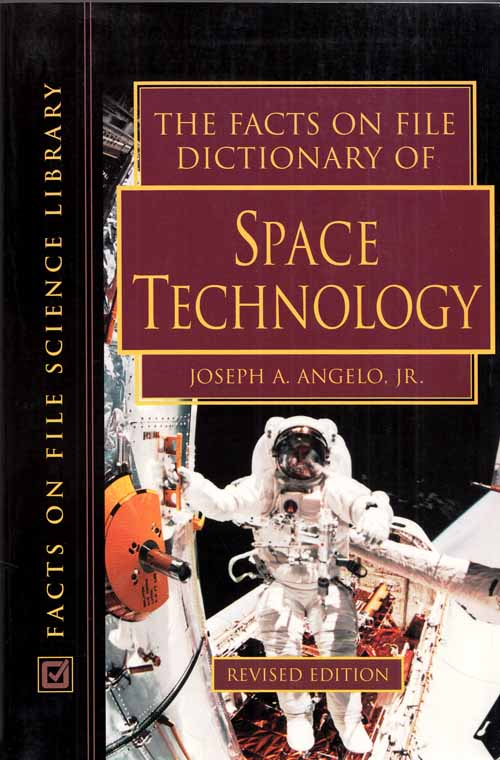 Image for The Facts on File Dictionary of Space Technology