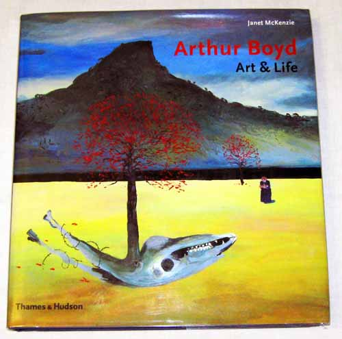 Image for Arthur Boyd Art & Life