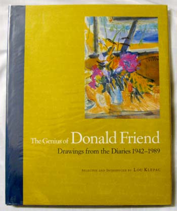 Image for The Genius of Donald Friend.  Drawings from the Diaries 1942-1989
