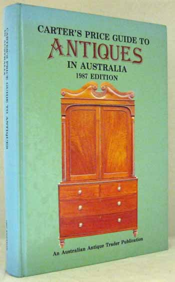 Image for Carter's Price Guide to Antiques in Australia 1987 Edition