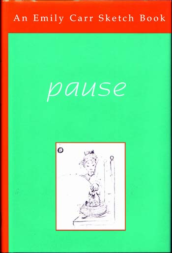 Image for Pause A Sketch Book